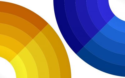 Selecting the right colour palette